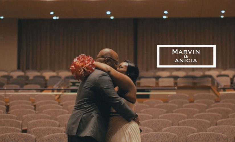Marvin and Anicia Feature Film